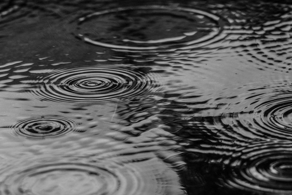 deszcz online